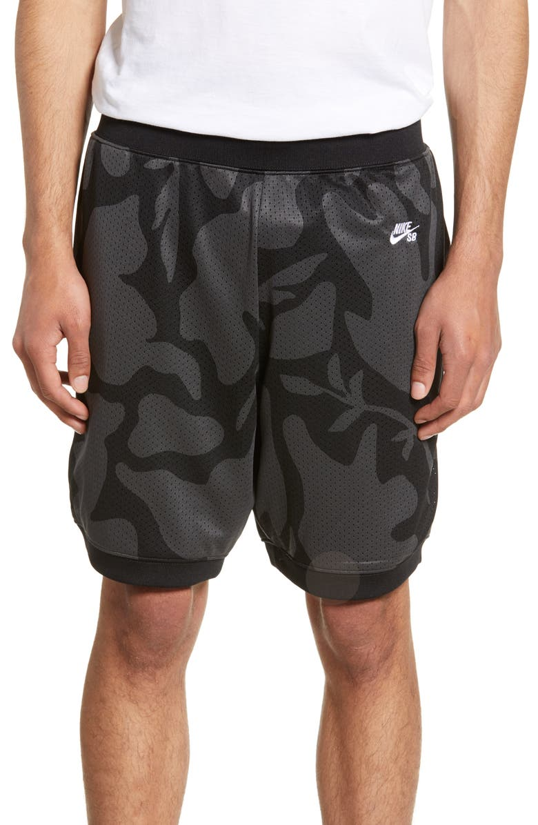 09101cf6c Dri-FIT Performance Athletic Shorts, Main, color, BLACK/ WHITE