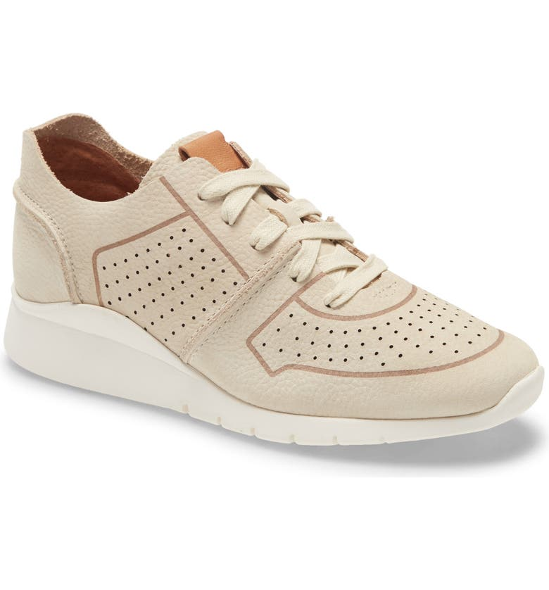 GENTLE SOULS BY KENNETH COLE Raina Lite Sneaker, Main, color, OFF WHITE NUBUCK LEATHER