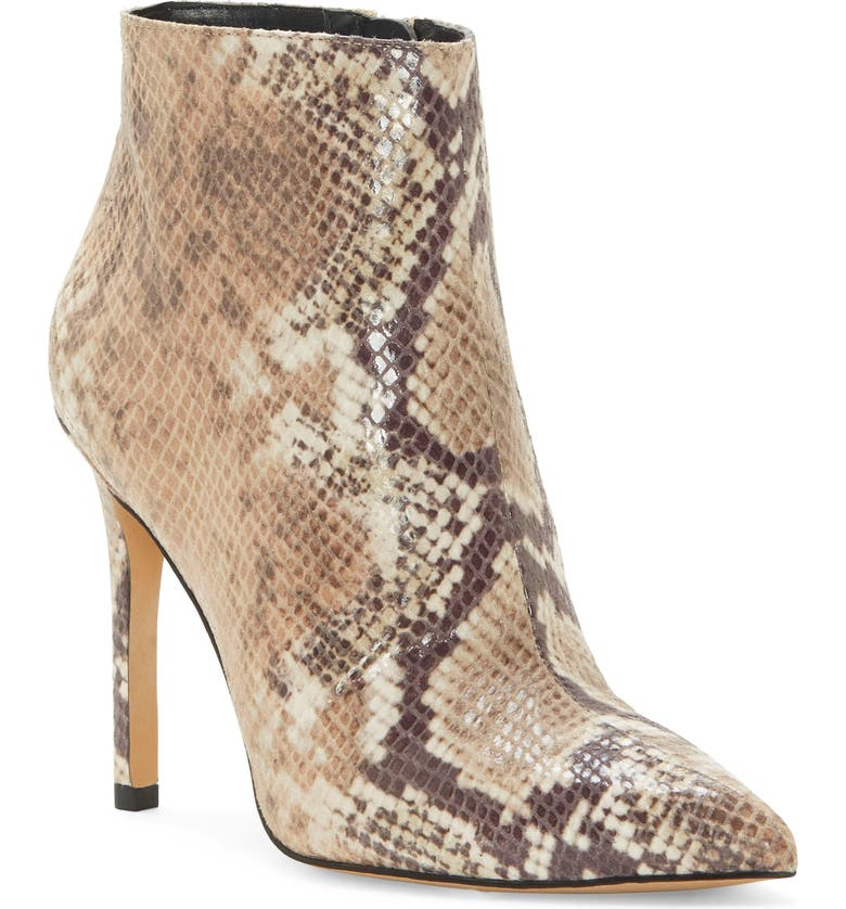 JESSICA SIMPSON Paytie Bootie, Main, color, TOTALLY TAUPE FABRIC