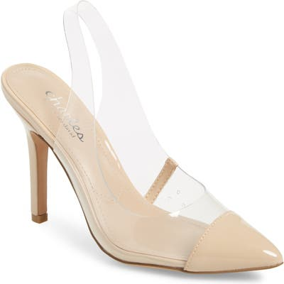 Charles By Charles David Madalyn Slingback Pump