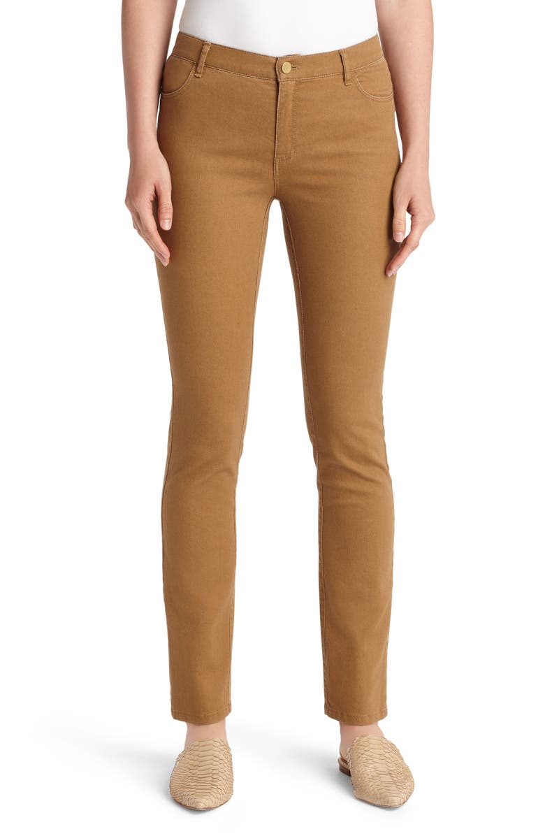 LAFAYETTE 148 NEW YORK Thompson Jeans, Main, color, 200