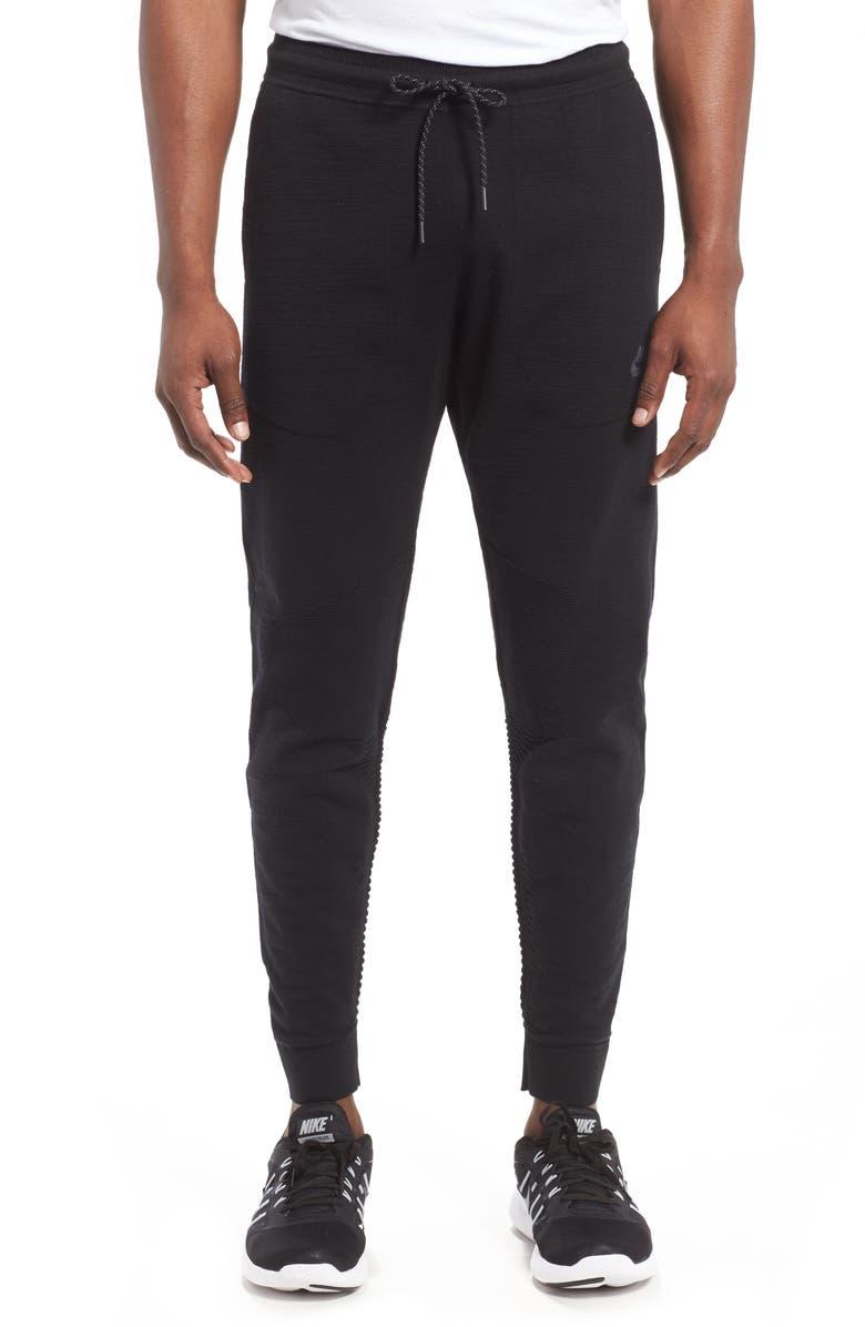 NIKE Tech Knit Jogger Pants, Main, color, 010