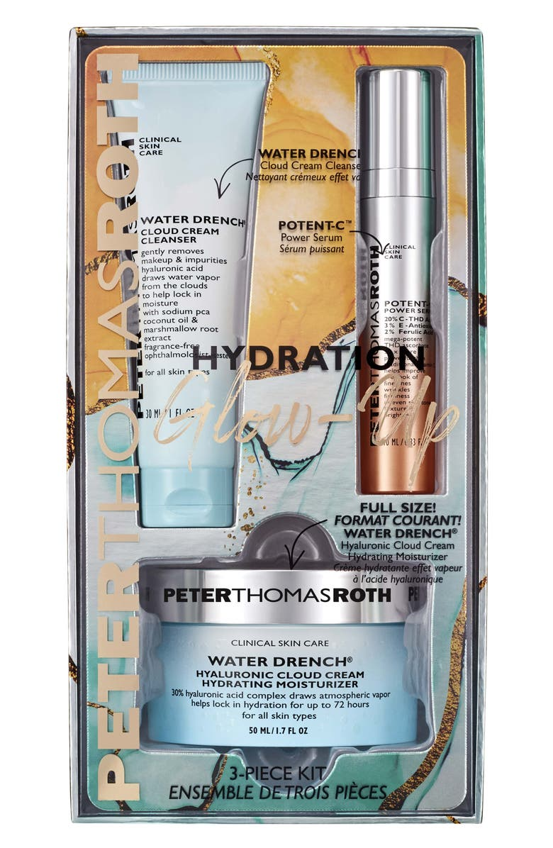 PETER THOMAS ROTH Hydration Glow Up Set, Main, color, NO COLOR