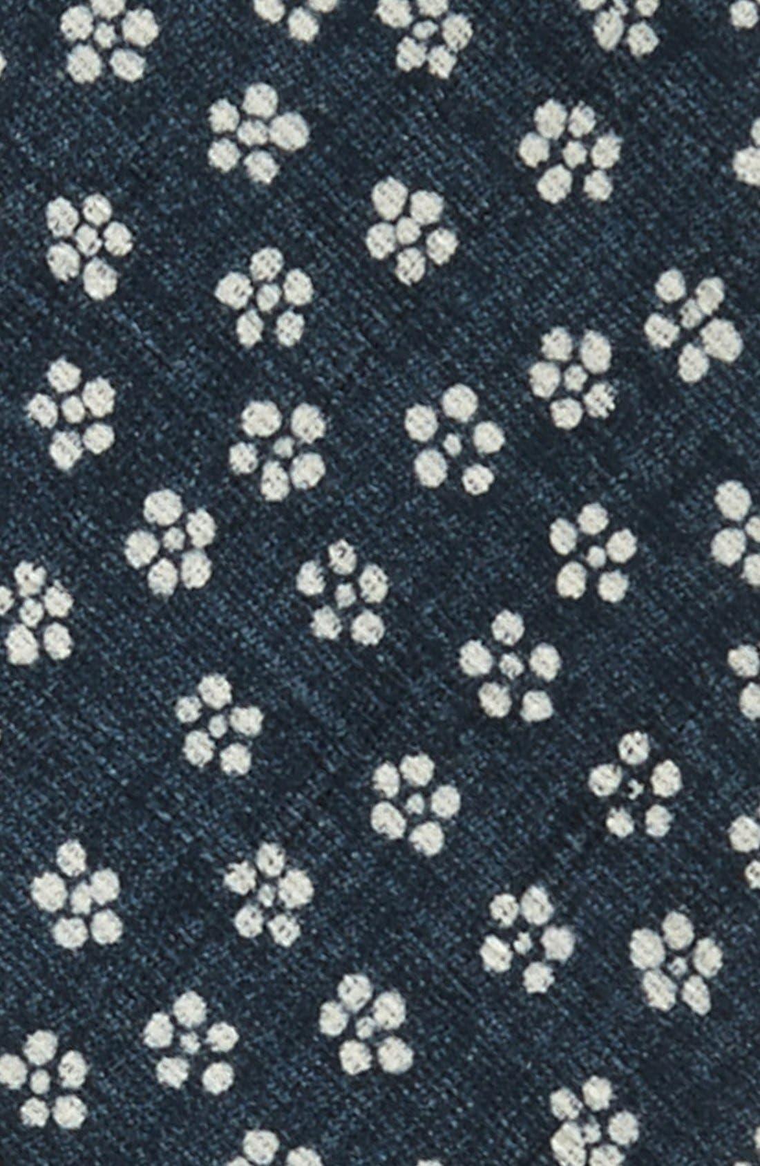 ,                             Woven Bow Tie,                             Alternate thumbnail 3, color,                             400