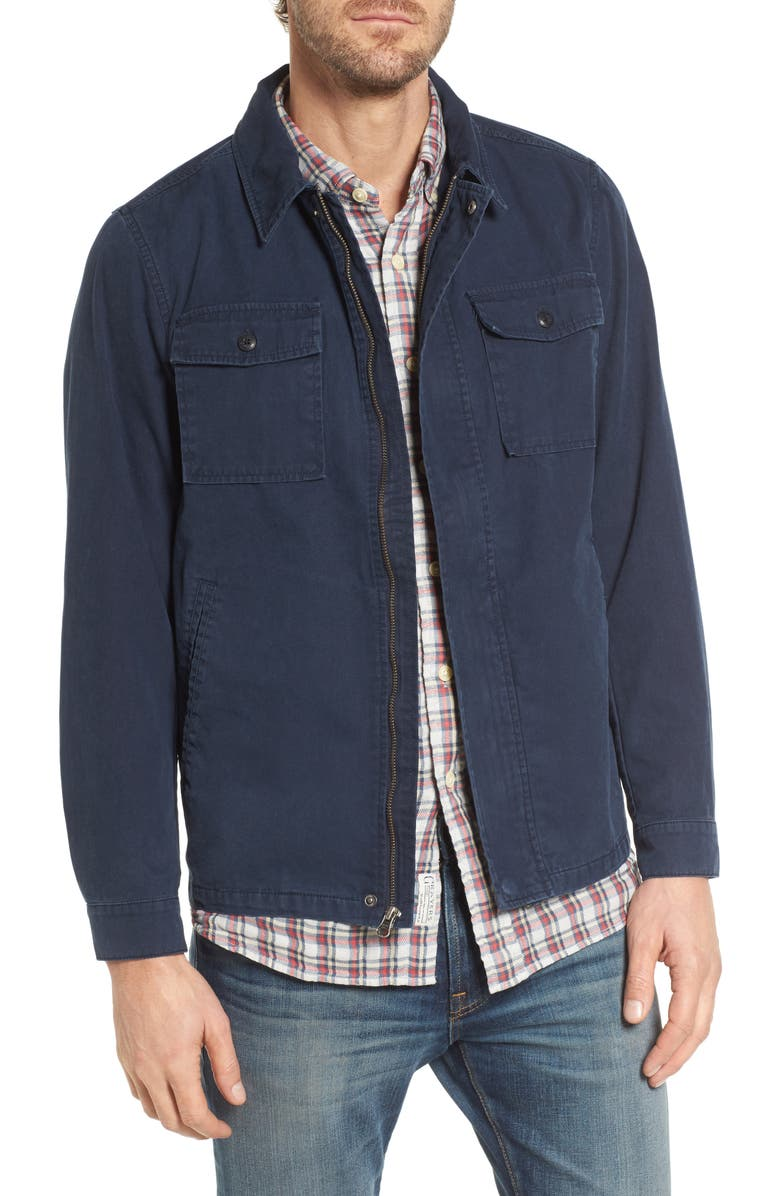GRAYERS Boone Four-Pocket Jacket, Main, color, 418