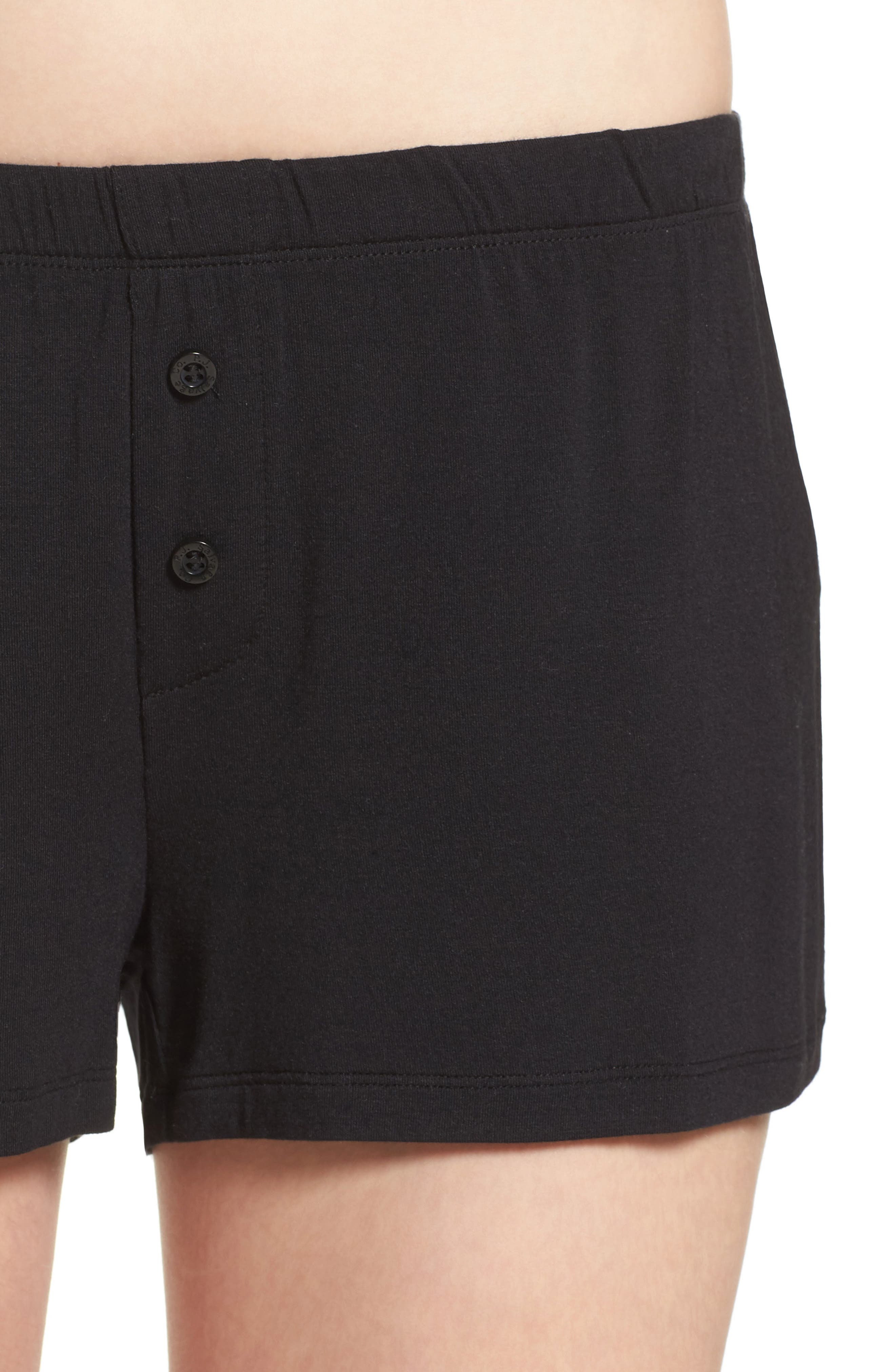 ,                             Shorts,                             Alternate thumbnail 4, color,                             BLACK