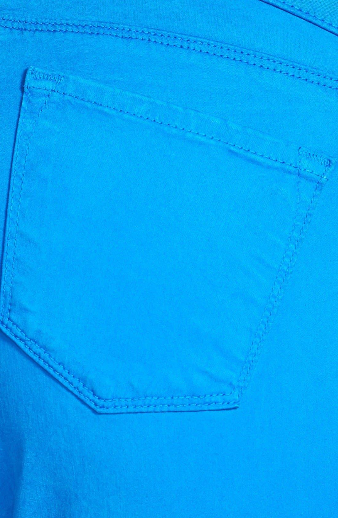 ,                             '485' Mid Rise Super Skinny Jeans,                             Alternate thumbnail 45, color,                             436