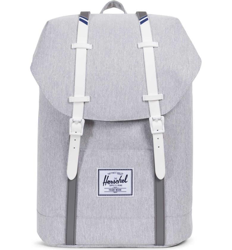 HERSCHEL SUPPLY CO. 'Retreat' Backpack, Main, color, 051