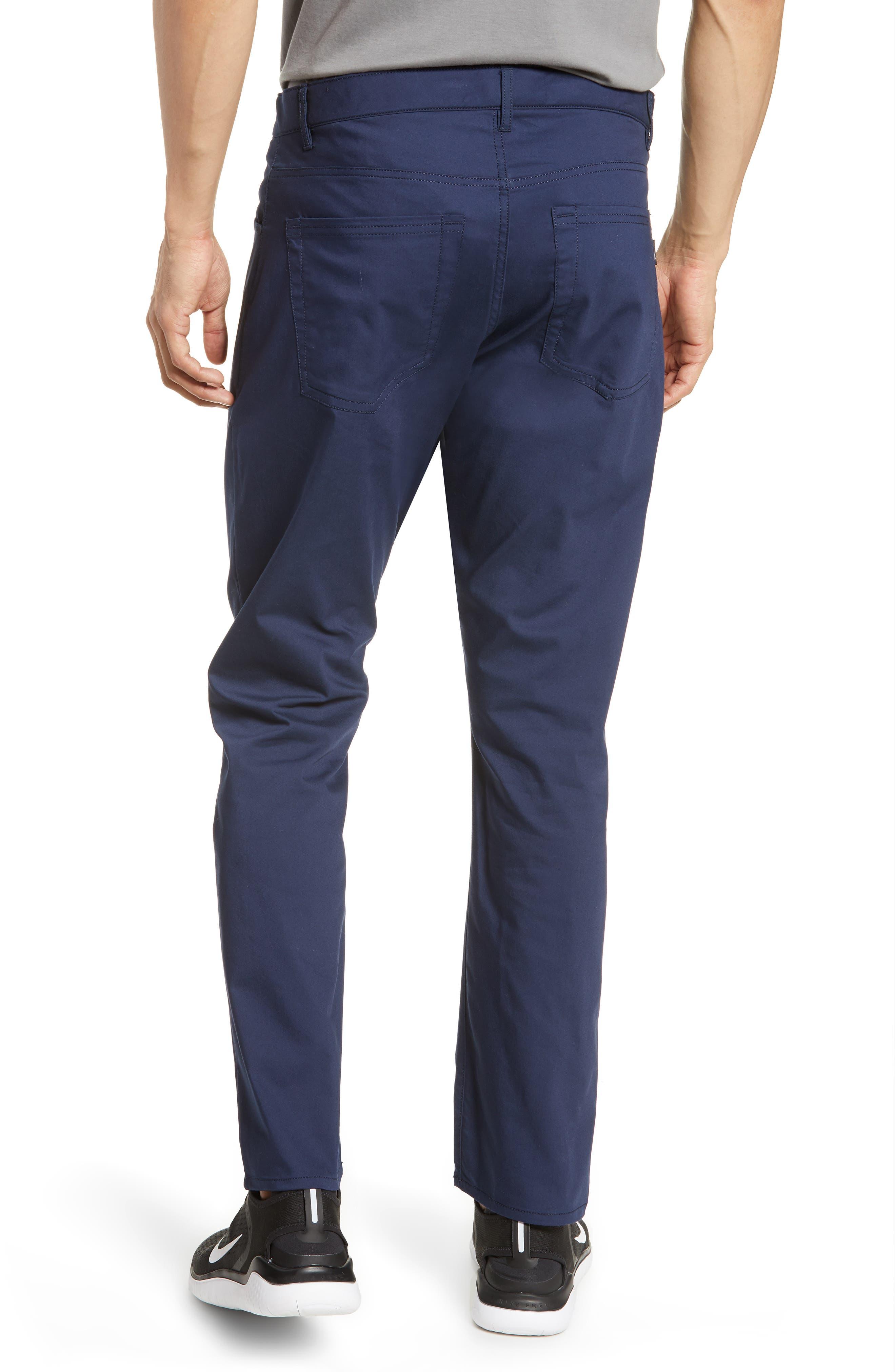 ,                             Flex Slim Fit Dri-FIT Golf Pants,                             Alternate thumbnail 25, color,                             451