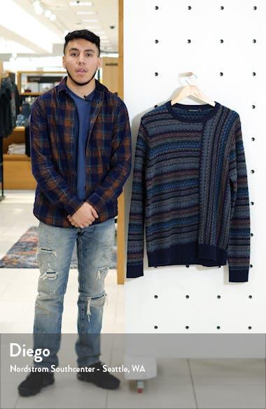 Fair Isle Regular Fit Sweater, sales video thumbnail