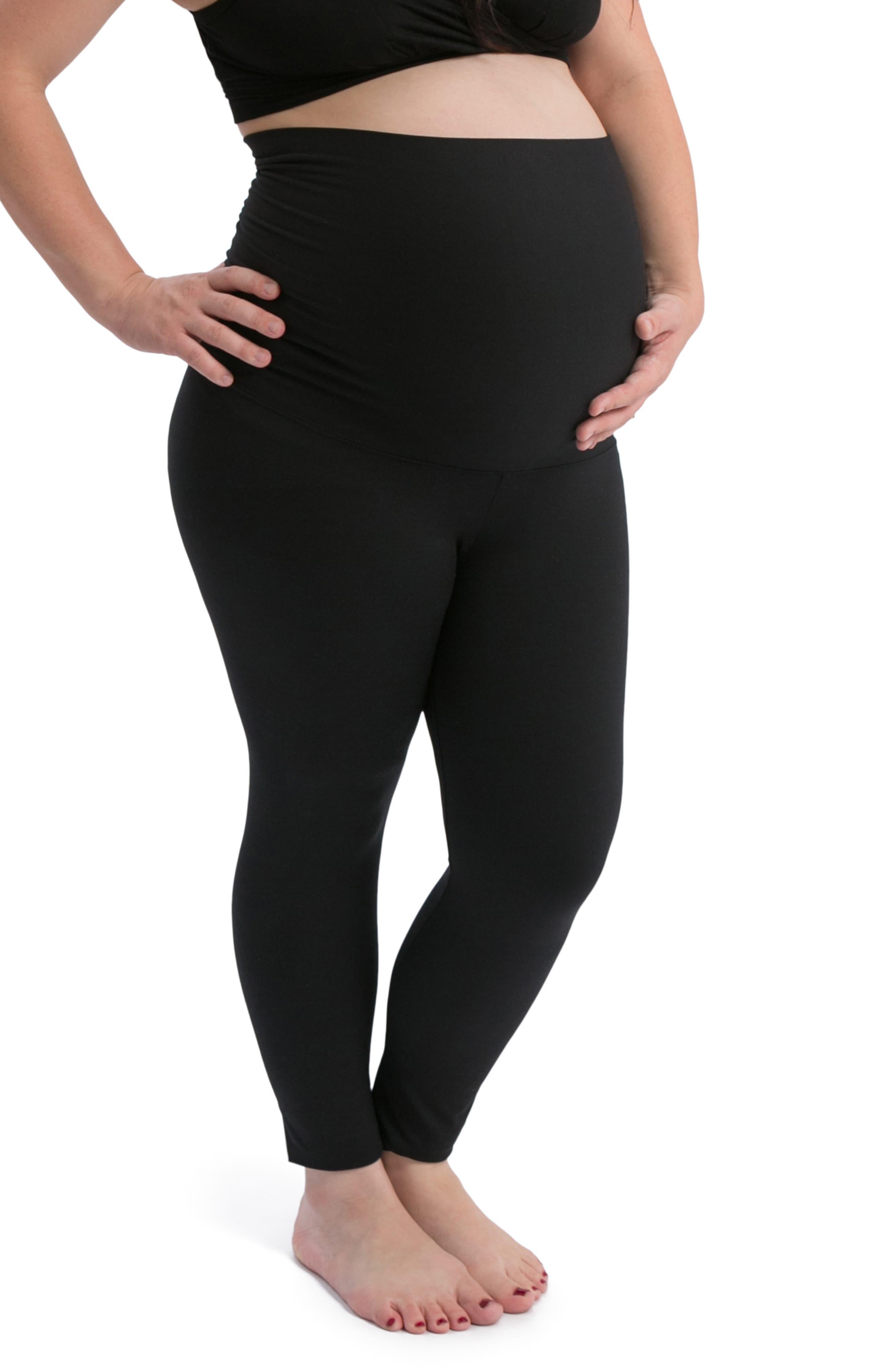 Louisa Ultra Over The Bump Maternity Leggings