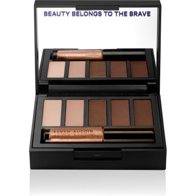 Kevyn Aucoin Beauty Emphasize Eyeshadow Design Palette - Focused