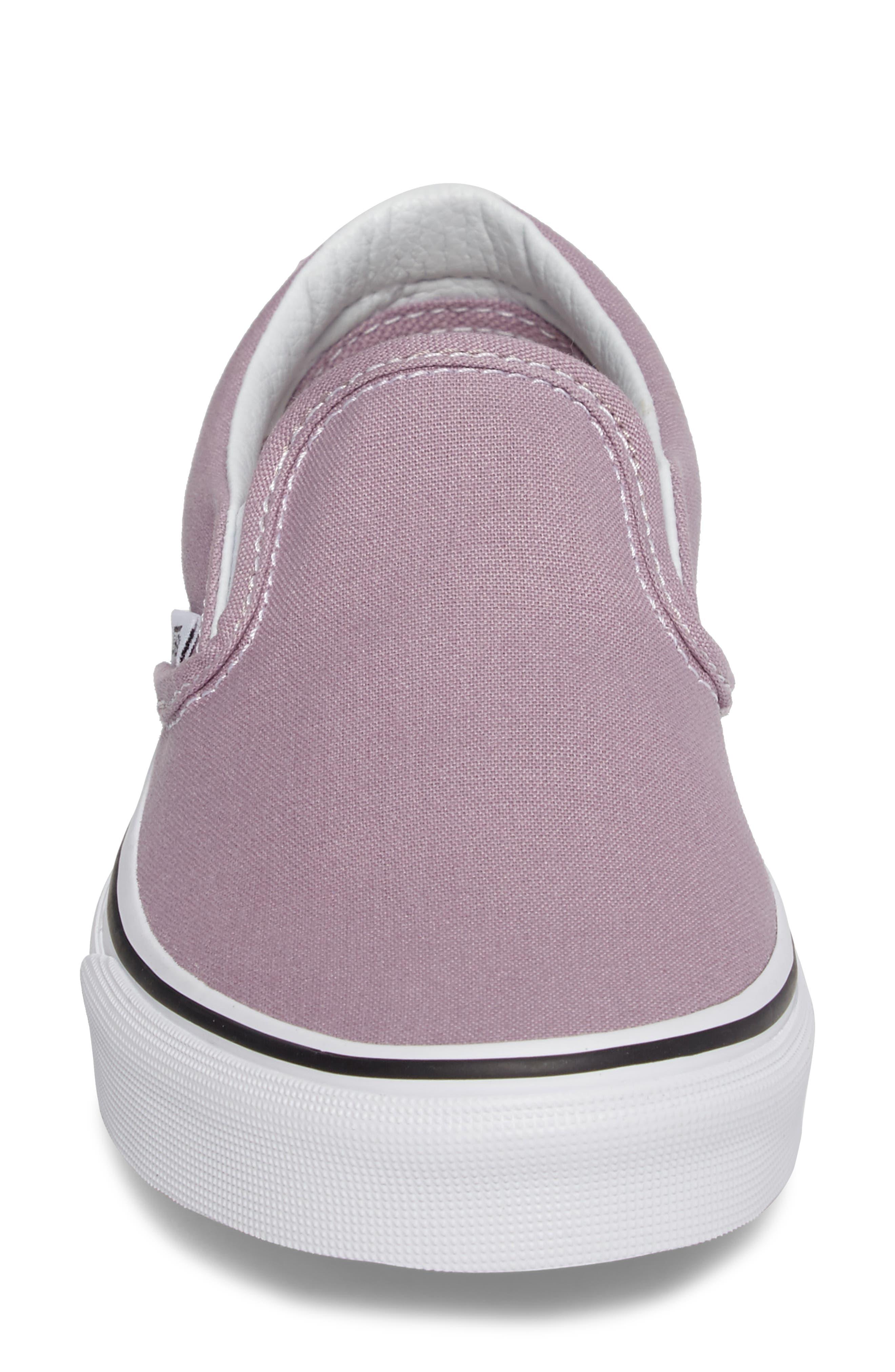 ,                             Classic Slip-On Sneaker,                             Alternate thumbnail 375, color,                             555
