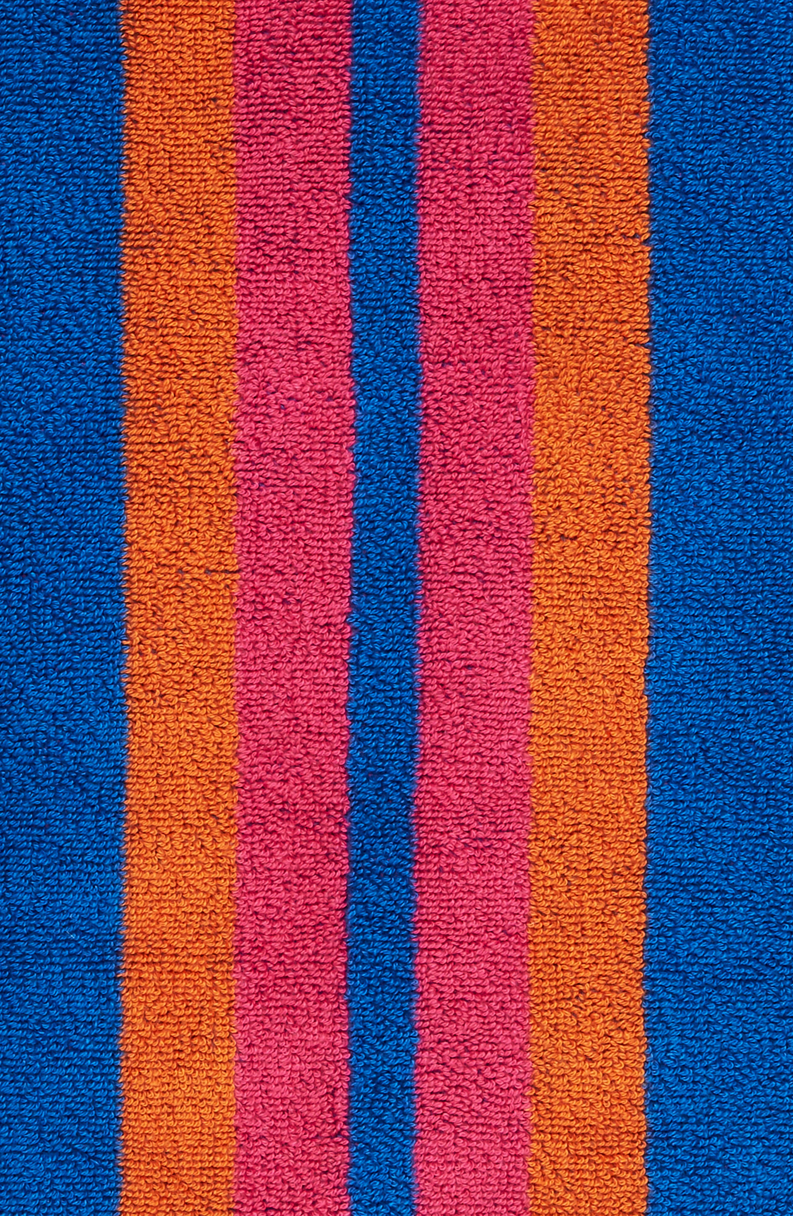 ,                             Kahana Stripe Beach Towel,                             Alternate thumbnail 2, color,                             RASPBERRY