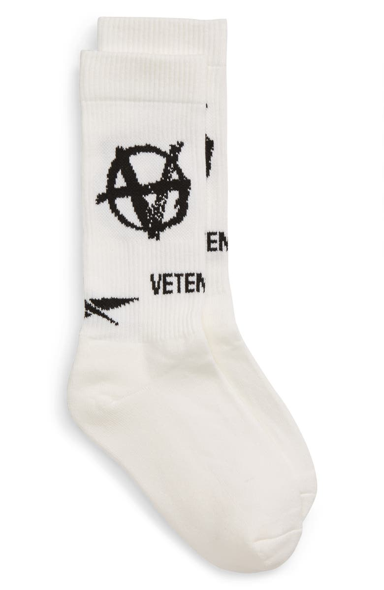 Anarchy Crew Socks by Vetements