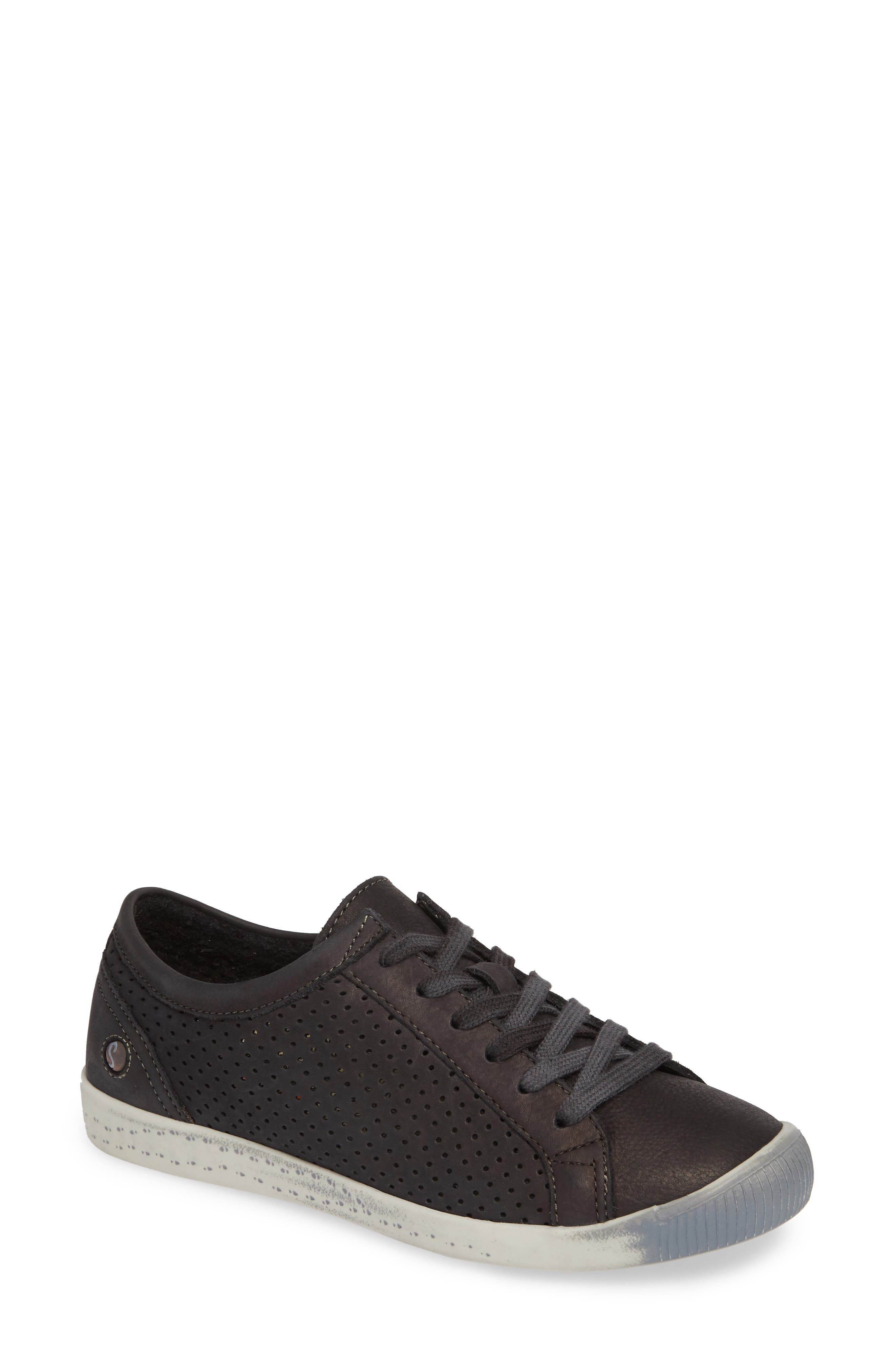 Softinos By Fly London Ica Sneaker, Grey