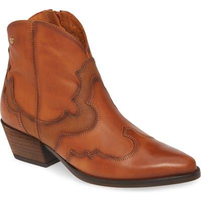 Pikolinos Vergel Western Boot, Brown