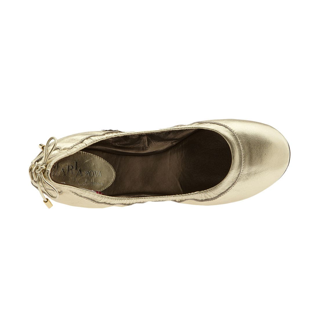 ,                             Maria Sharapova by Cole Haan 'Air Bacara' Flat,                             Alternate thumbnail 97, color,                             710