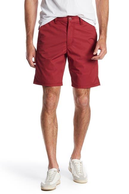 Image of John Varvatos Star USA Solid Chino Shorts