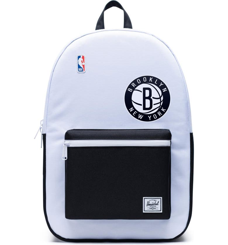 HERSCHEL SUPPLY CO. Settlement NBA Champions 15-Inch Laptop Backpack, Main, color, 100