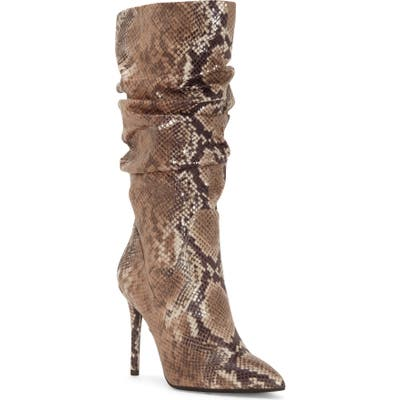 Jessica Simpson Lamira Boot- Brown