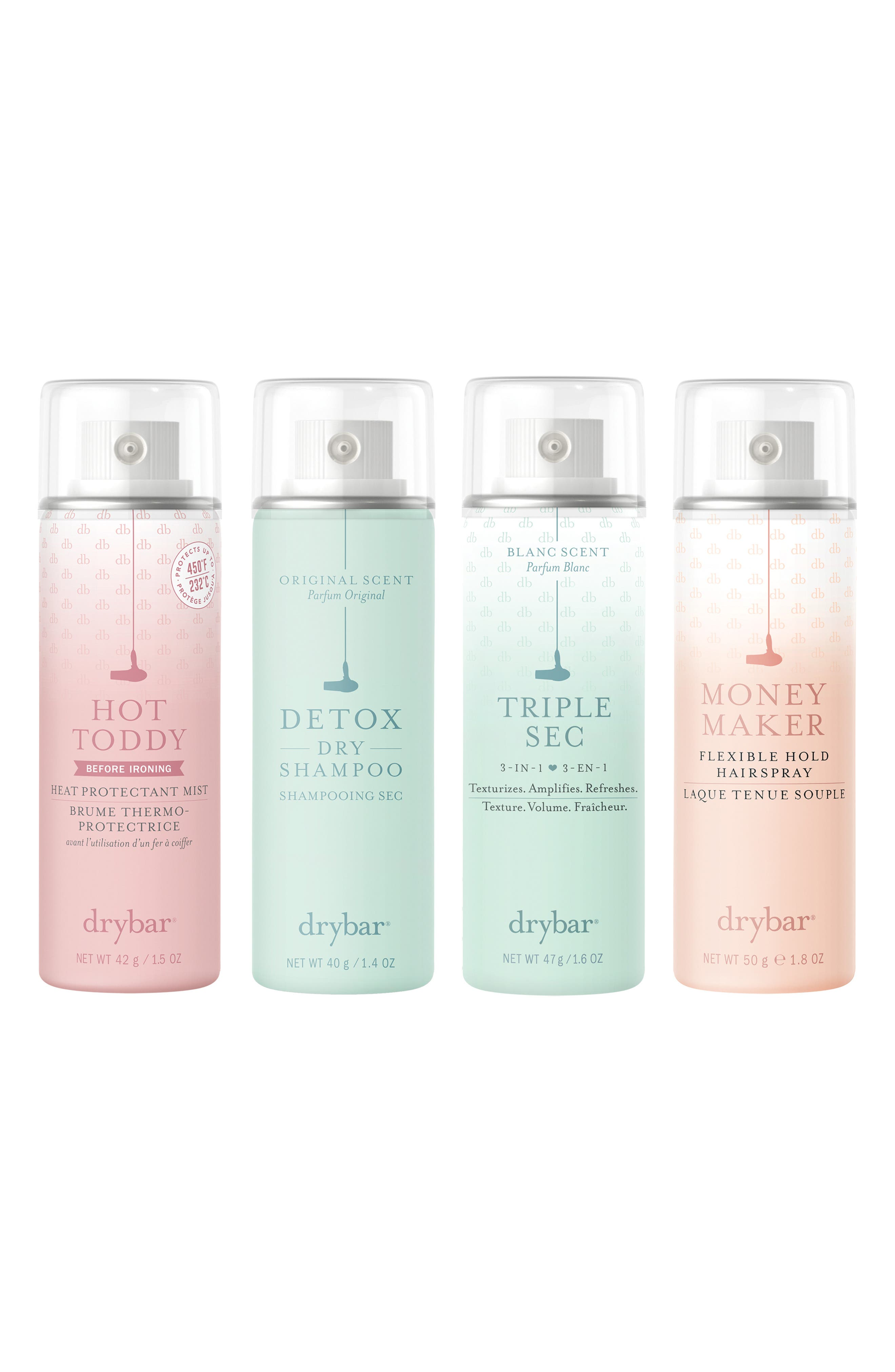 The Four Pack by Drybar