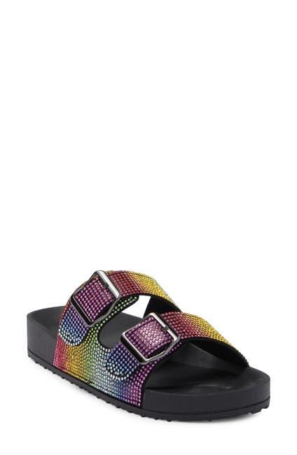 Image of Steve Madden Jwowz Slip On Sandal