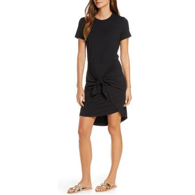 Veronica Beard Bernice Dress Cover-Up, Black