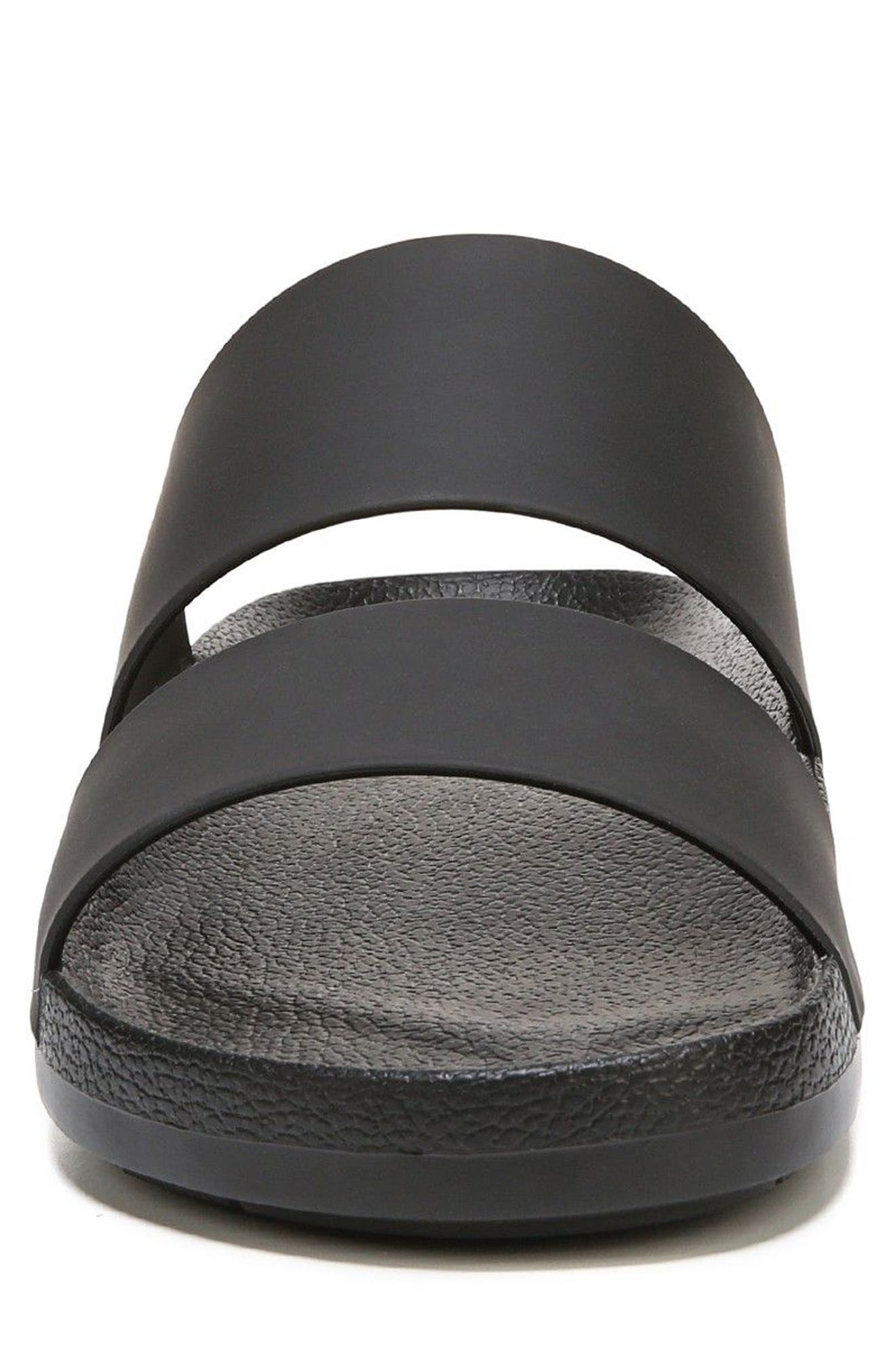 ,                             Mariner Slide Sandal,                             Alternate thumbnail 4, color,                             BLACK