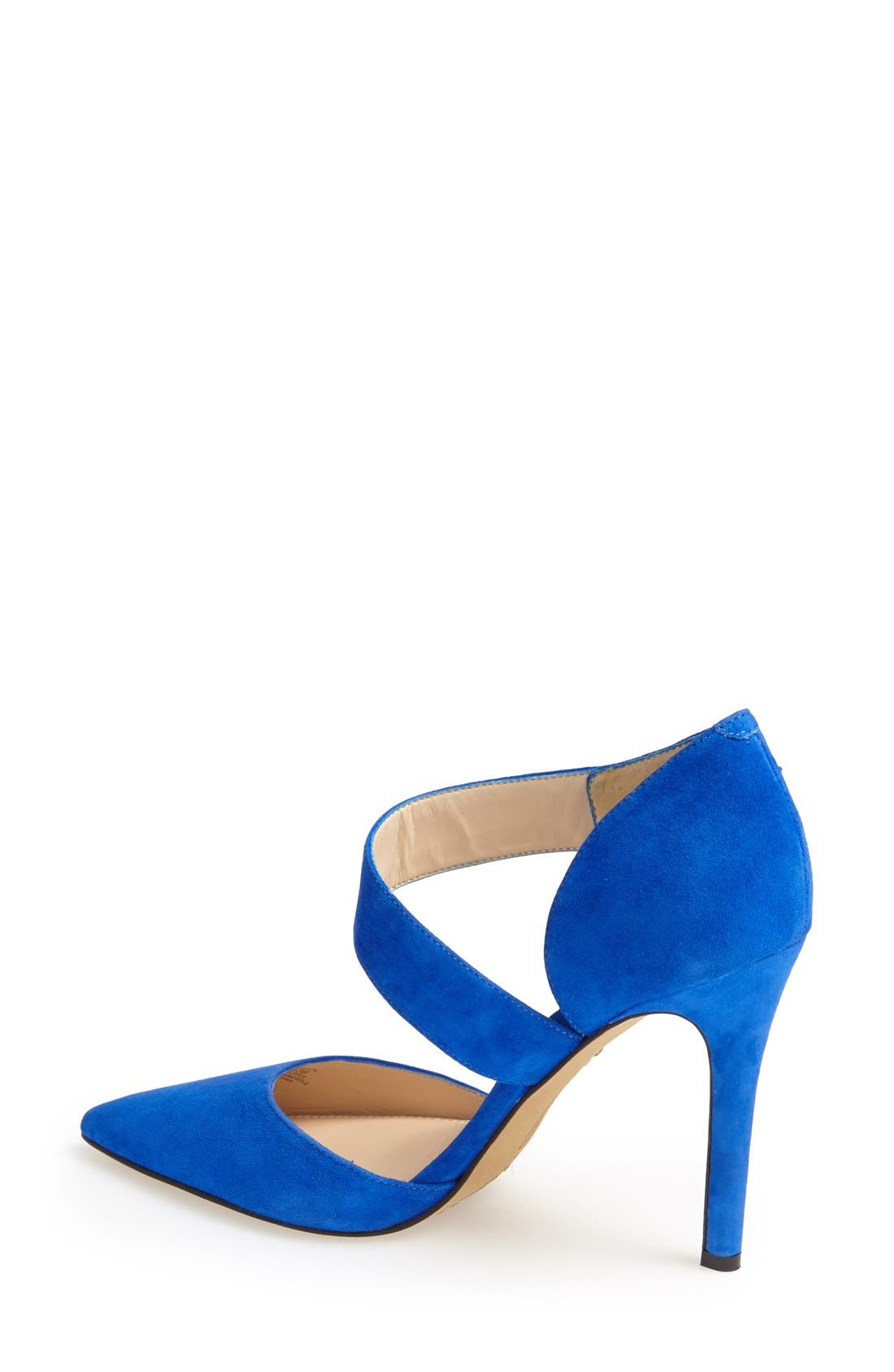 ,                             'Carlotte' Pointy Toe Pump,                             Alternate thumbnail 24, color,                             430