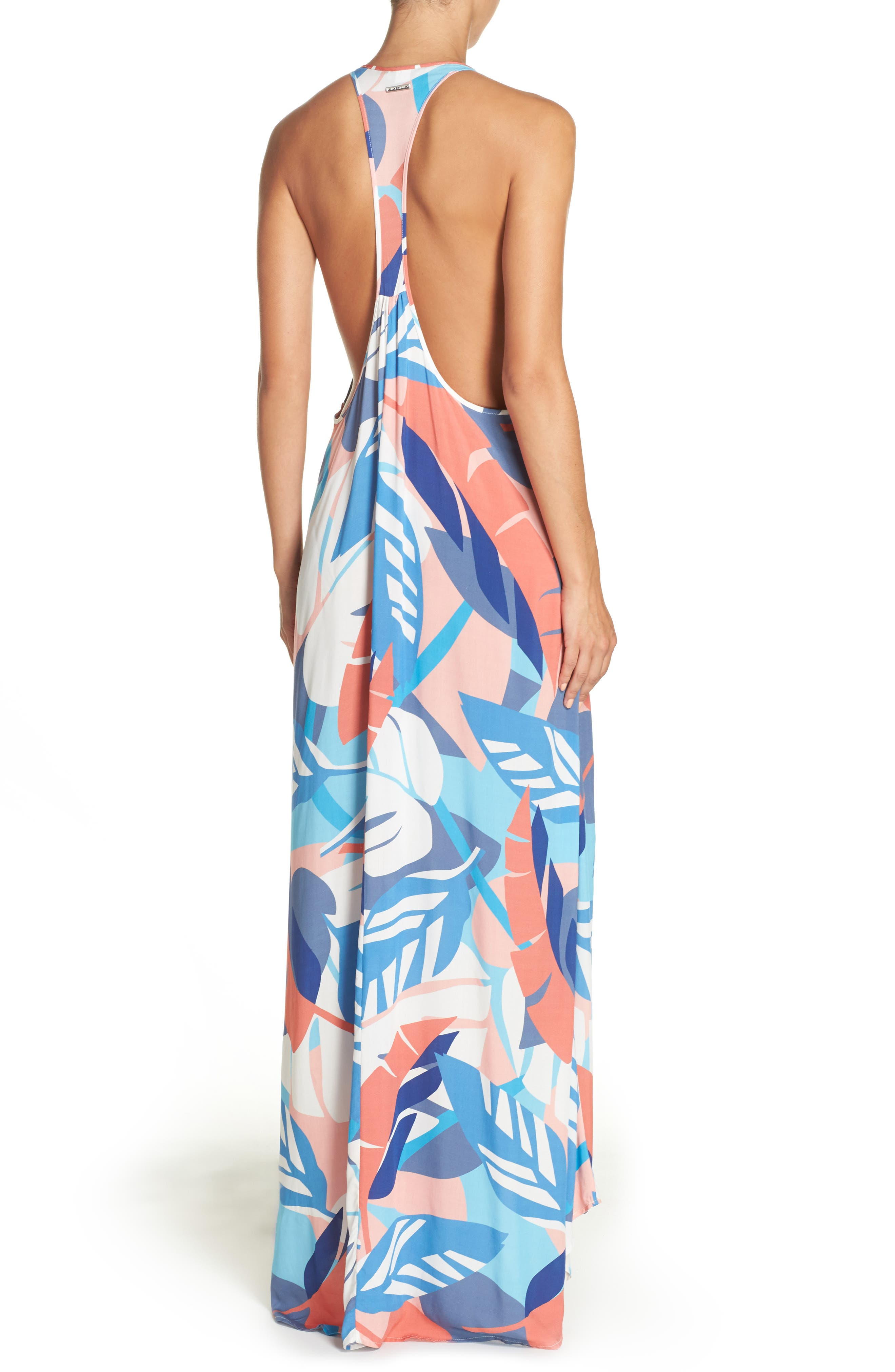 ,                             Cover-Up Maxi Dress,                             Alternate thumbnail 2, color,                             119