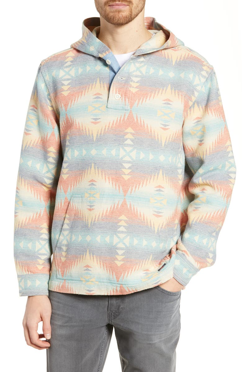 FAHERTY Blanket Baja Hoodie, Main, color, 400