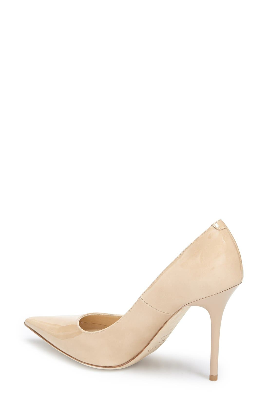 ,                             'Abel' Pointy Toe Pump,                             Alternate thumbnail 6, color,                             250