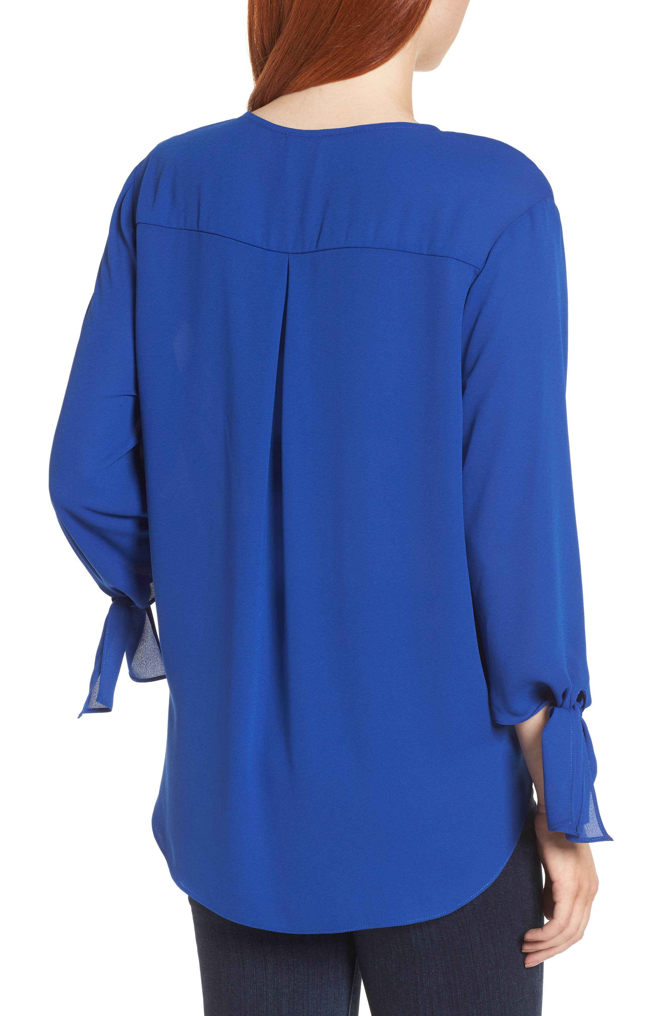 ,                             Surplice Neck Top,                             Alternate thumbnail 20, color,                             405