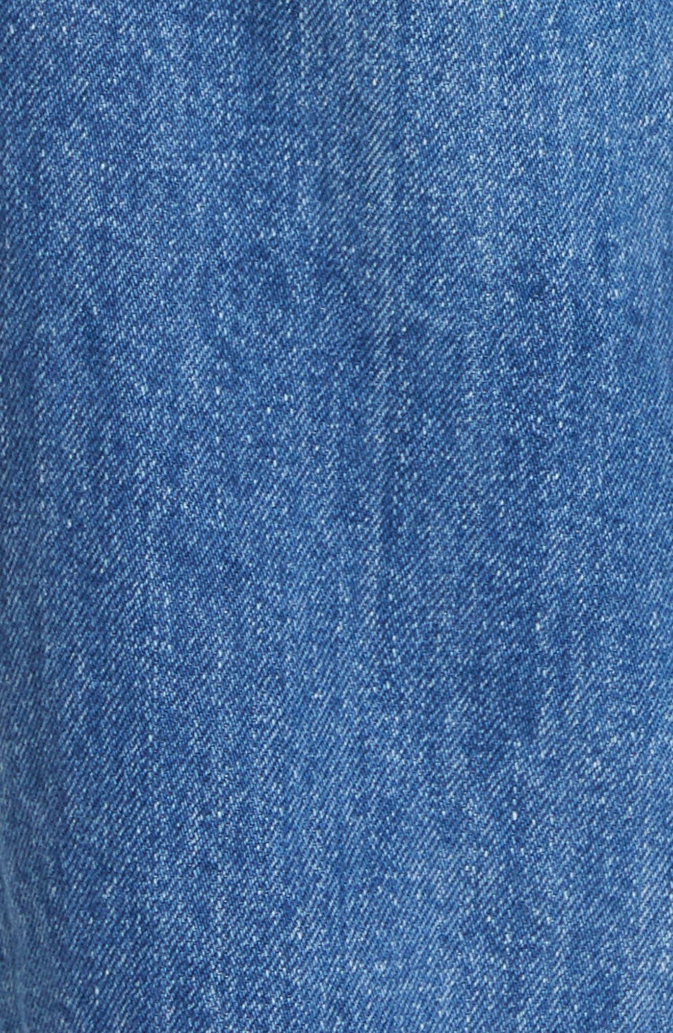 ,                             Carpenter Jeans,                             Alternate thumbnail 5, color,                             BLUE