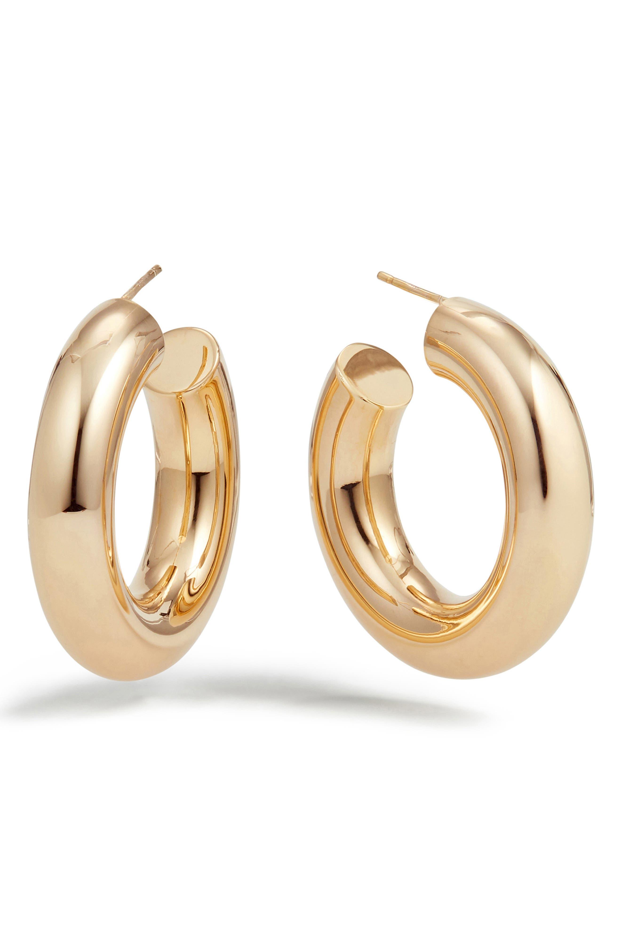 Mega Royale Hoop Earrings