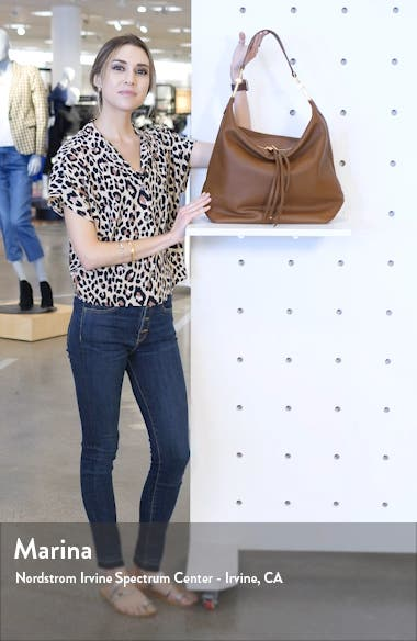 Christy Leather Hobo, sales video thumbnail