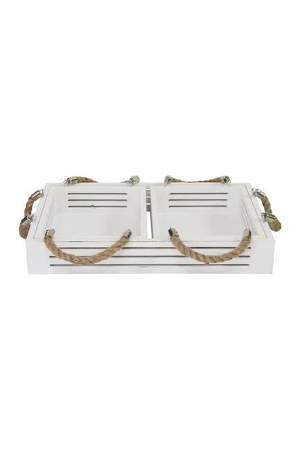 Image of Stratton Home Hampton Nesting Trays 3-Piece Set