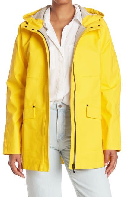 Image of NOIZE Bonded Raincoat