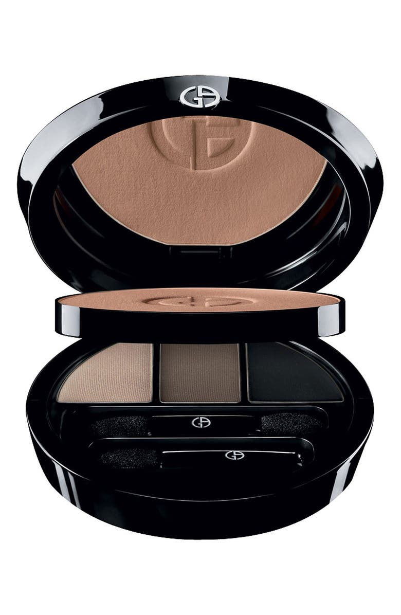 GIORGIO ARMANI 'Yeux Teint' Face & Eye Palette, Main, color, 001