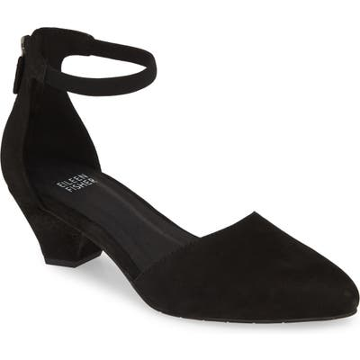 Eileen Fisher Just Open Sided Pump, Black