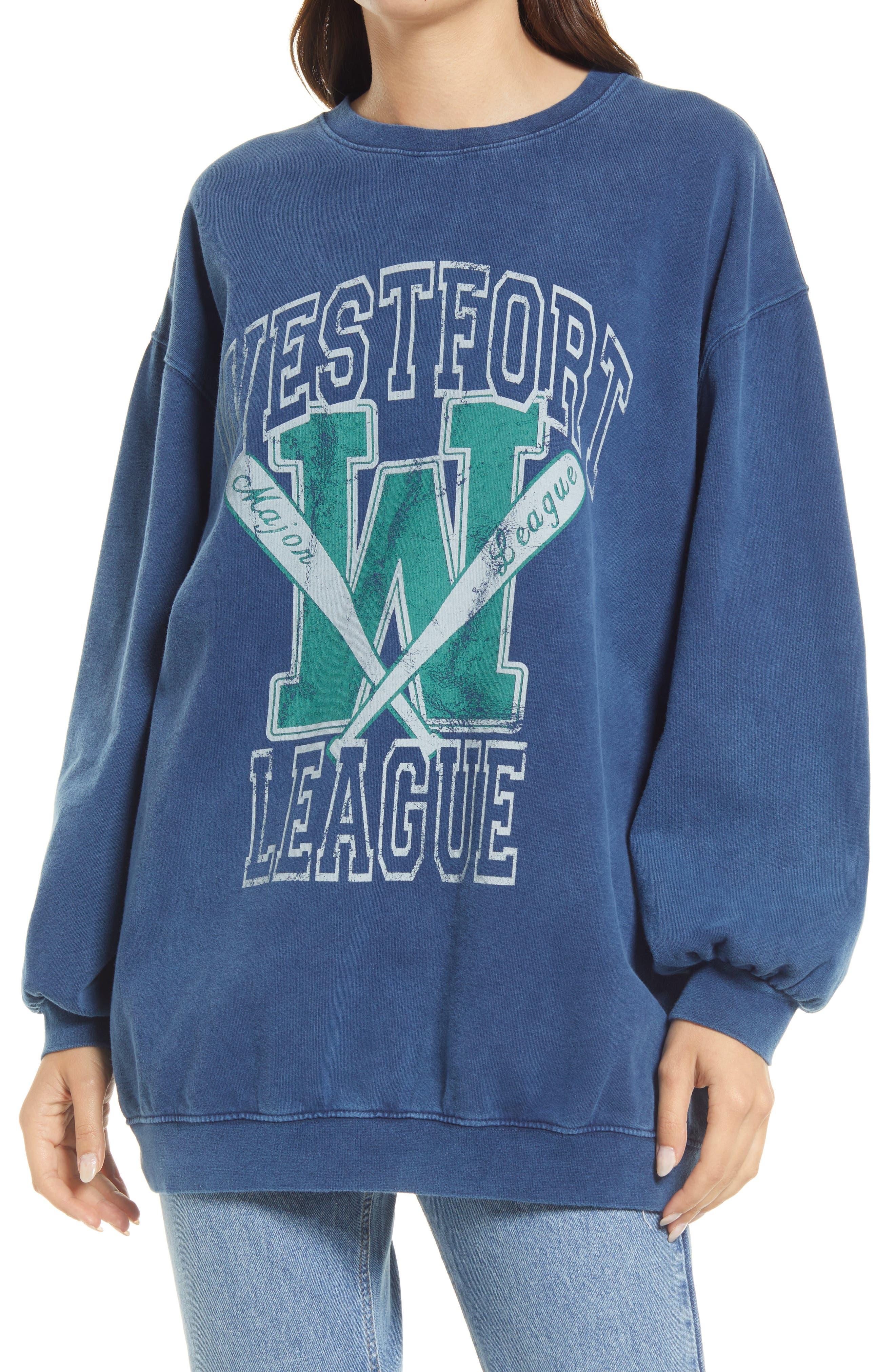 Westfort League Sweatshirt Dress