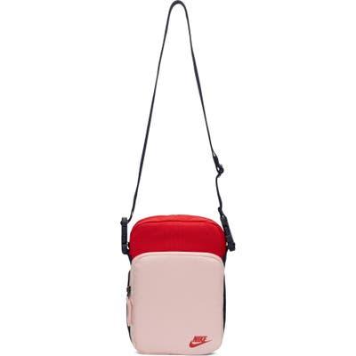 Nike Heritage Smit 2.0 Crossbody Bag - Red
