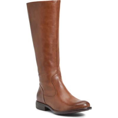B?rn North Riding Boot, Regular Calf- Brown