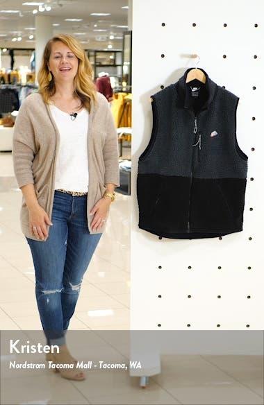 Sportswear Fleece Vest, sales video thumbnail