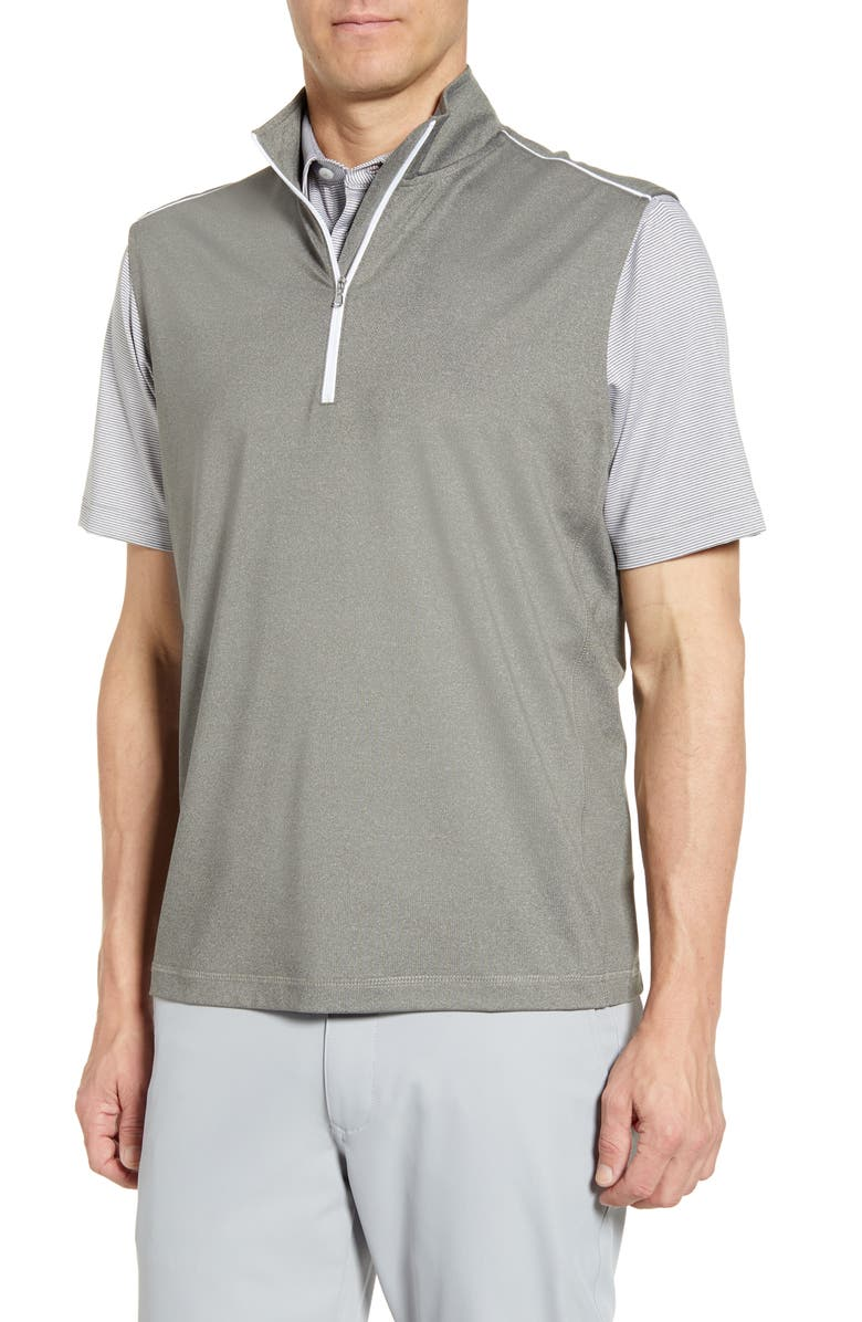 JOHNNIE-O Lammie Pullover Vest, Main, color, METEOR