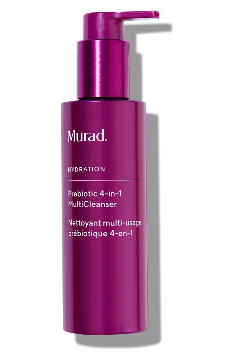 MURAD<SUP>®</SUP> Prebiotic 4-in-1 MultiCleanser, Main, color, NO COLOR