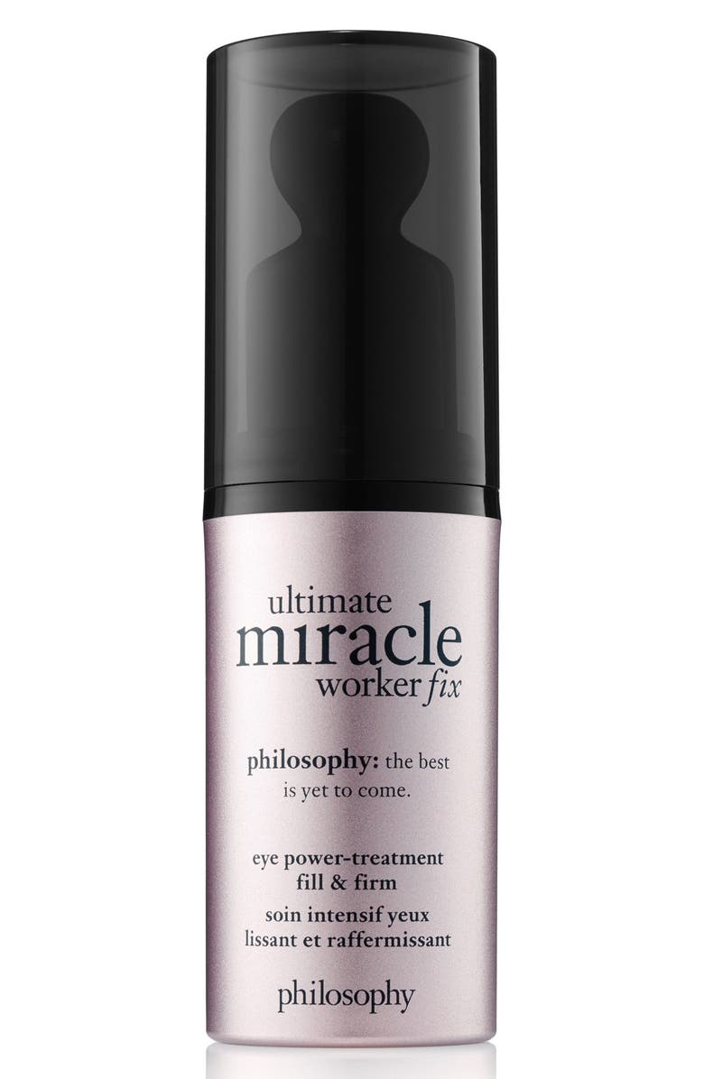 PHILOSOPHY ultimate miracle worker eye fix, Main, color, NO COLOR