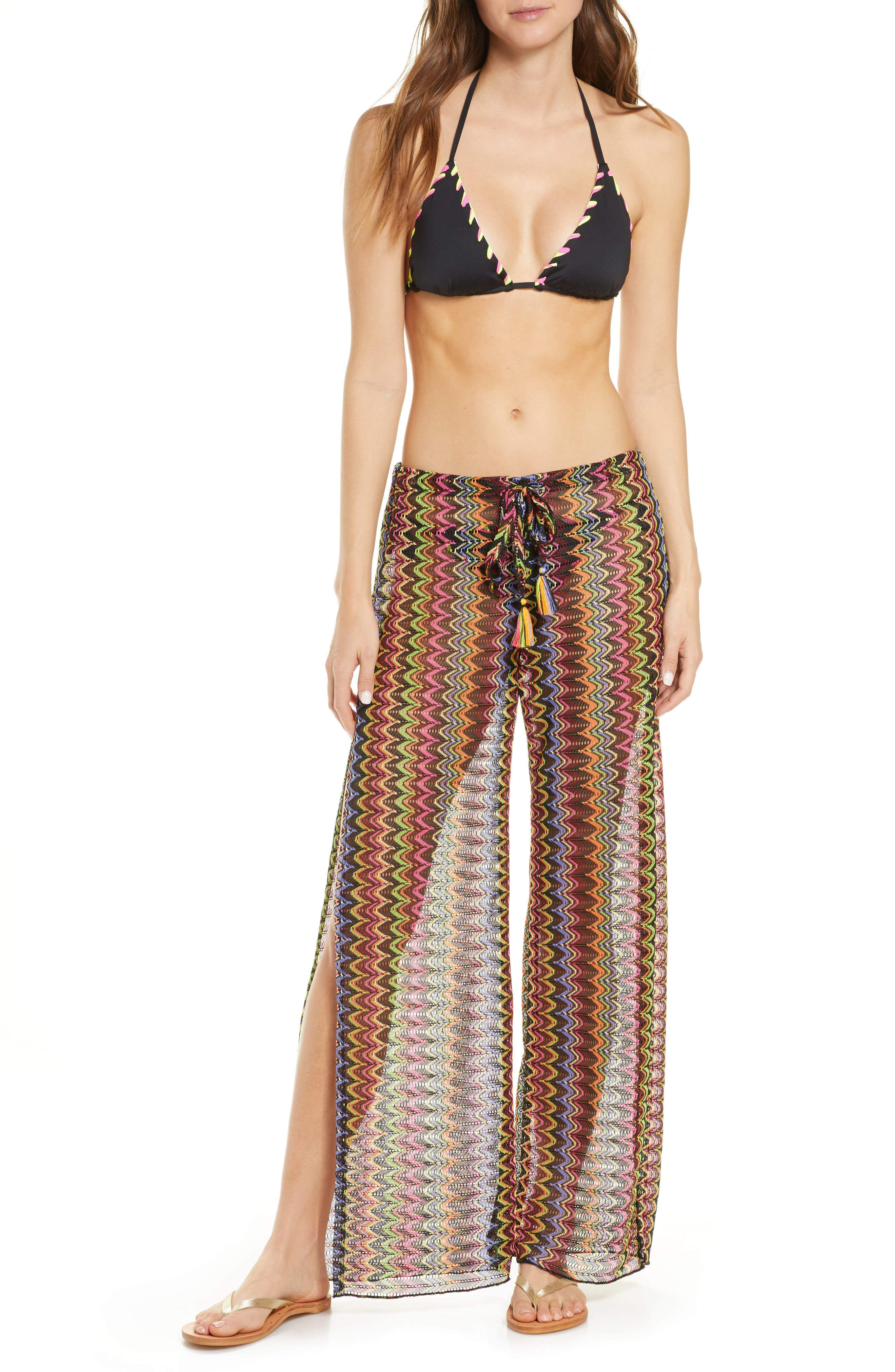 Carnavale Cover-Up Pants