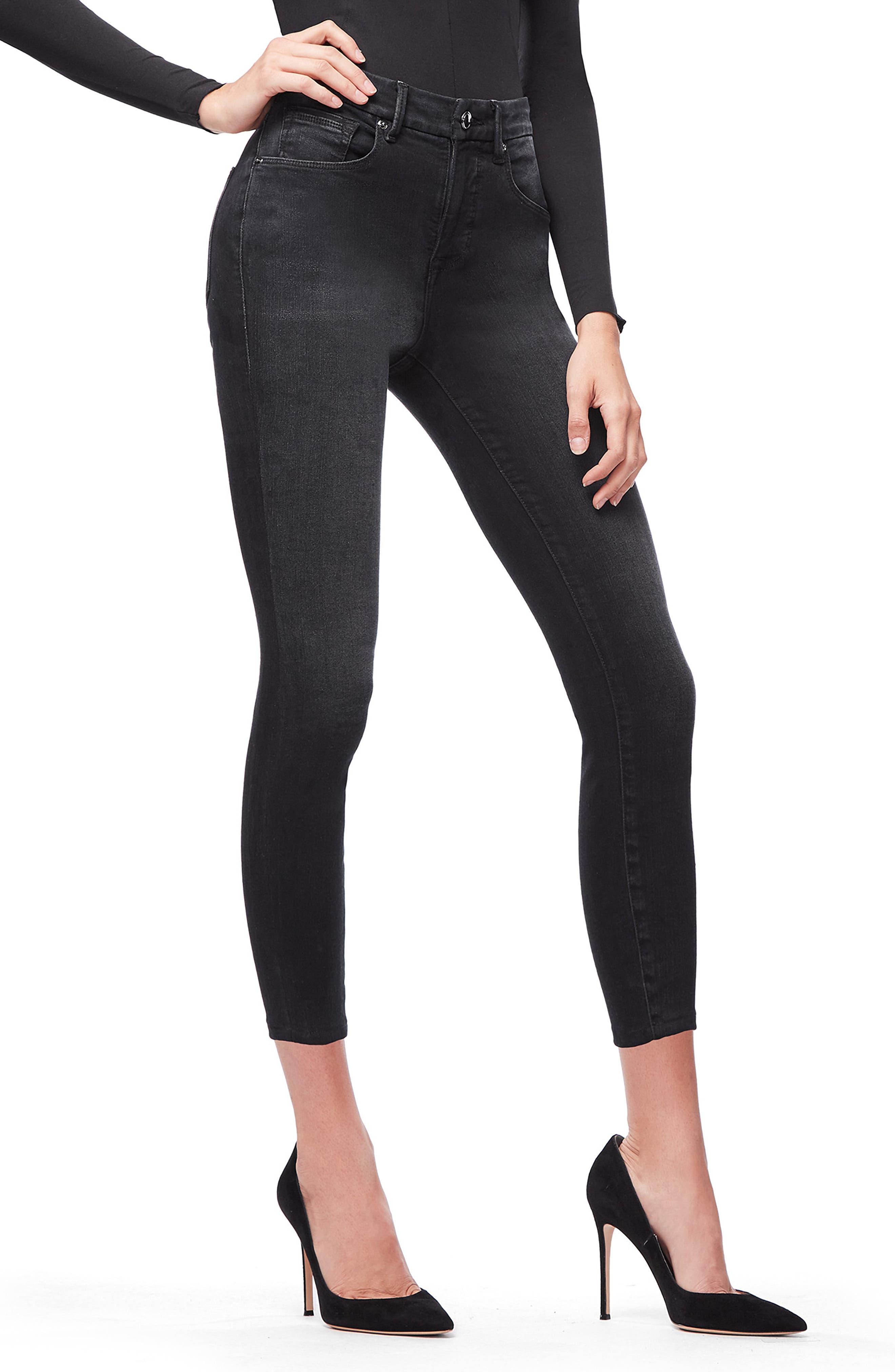 ,                             Good Legs Ankle Skinny Jeans,                             Alternate thumbnail 12, color,                             402